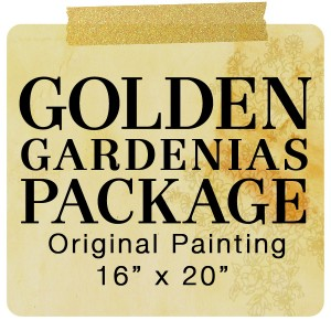 Golden Gardenias Package