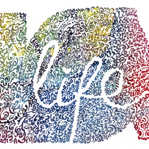 LOVE LIFE - Bloom Edition (Detail) ©2012 Brenda Mangalore/Sashé Studio Society